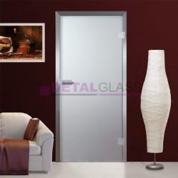 Drzwi szklane otwierane trawione w 24H